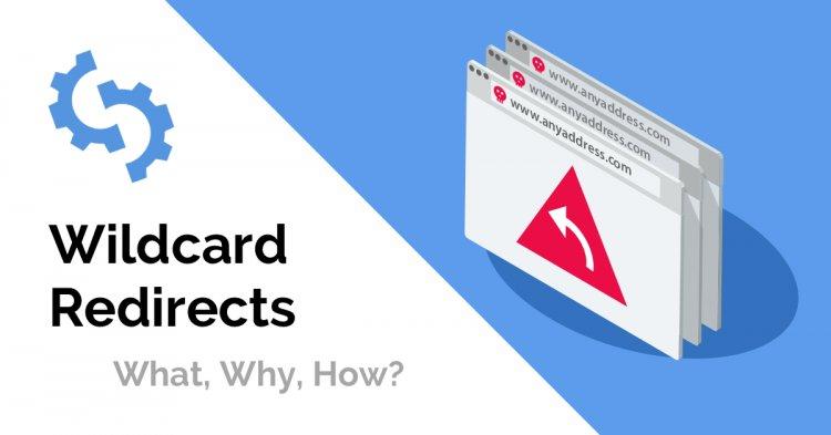 Cum faci Wildcards htaccess redirects