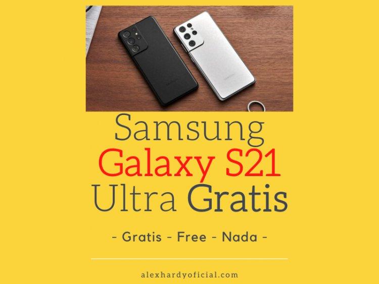Cum poti avea Samsung Galaxy S21 Ultra Gratis
