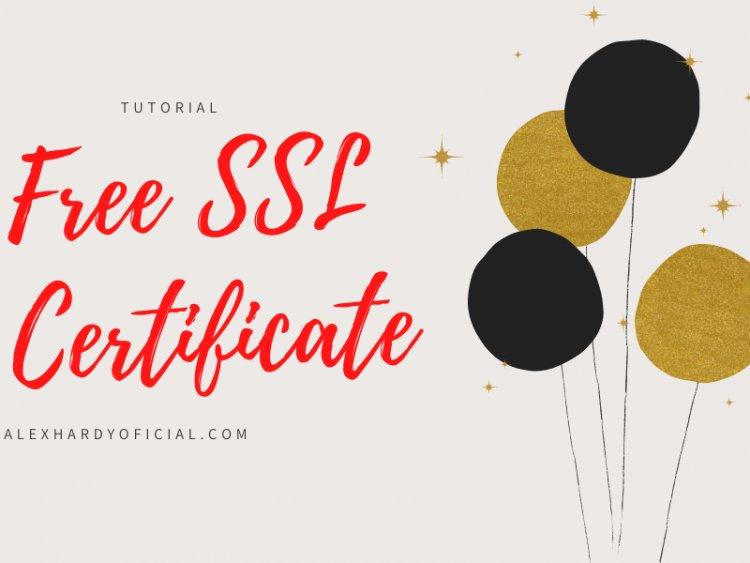 Free SSL Certificate pentru site tau