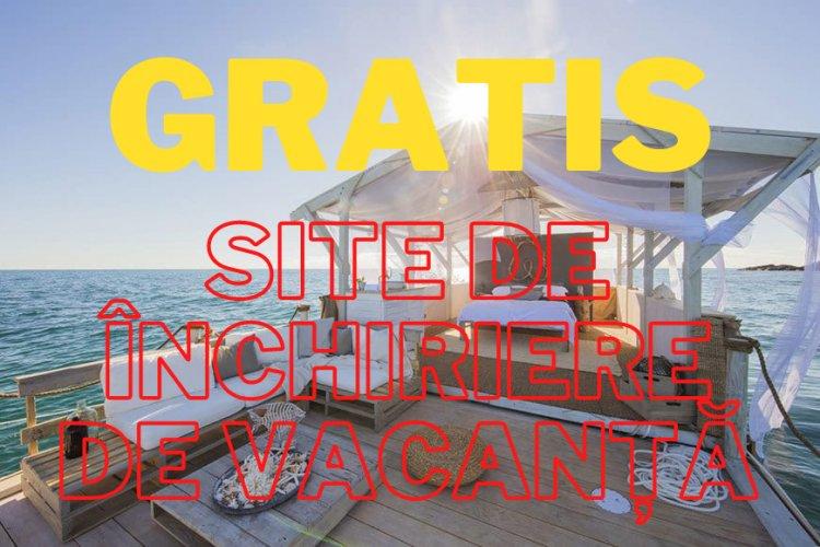 Site de închiriere de vacanță gratis - Booking site Gratis
