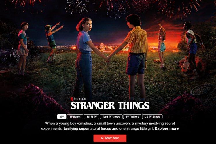 Cum vizionezi Stranger Things gratis pe Netflix si alte filme sau seriale